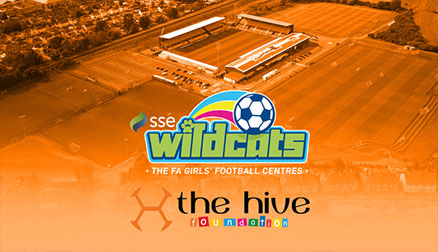 SSE Wildcats At the Hive - London Bees