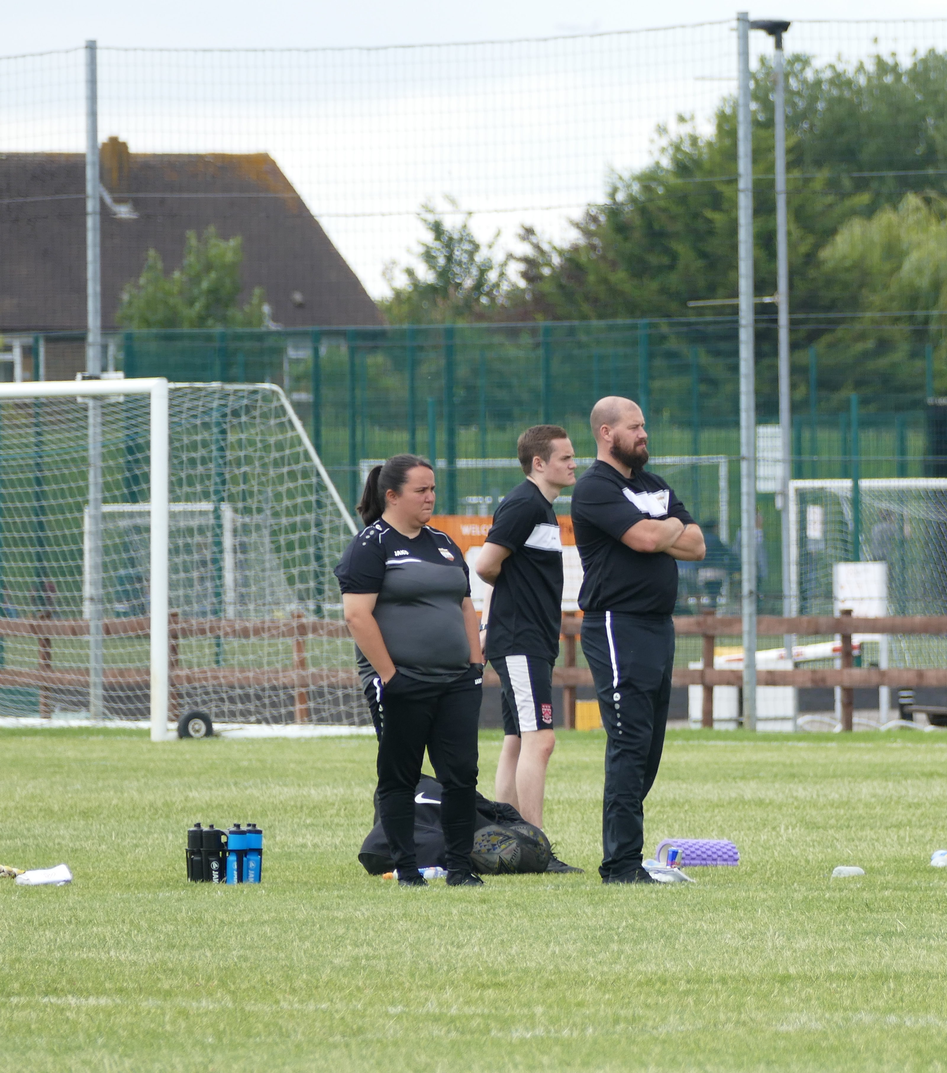 """Them getting the penalty was the catalyst for us"" – Lee Burch full of praise as Bees triumph over O's in training ground match."