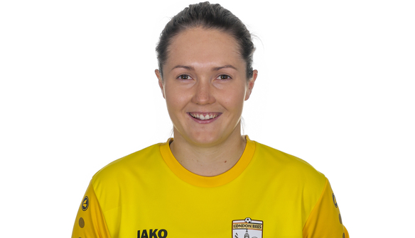 Sarah Quantrill raring to go for the 2019/20 season