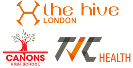 TJC, The Hive and Canons High School are proud sponsors of London Bees