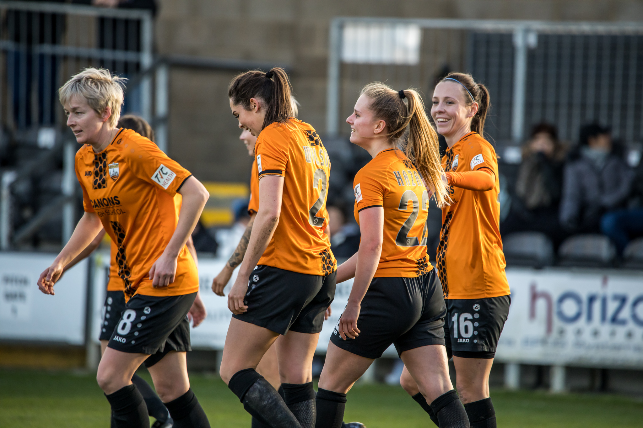 Amelia Hazard earns Lionesses call up