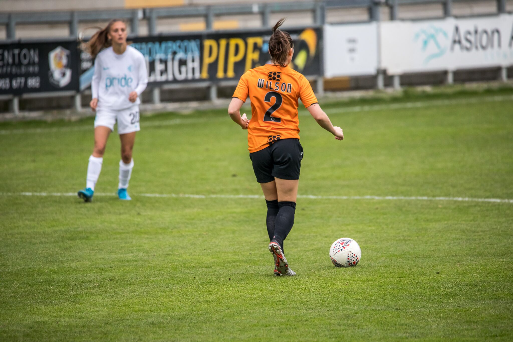 Ellie Wilson reflects on goalscoring victory over City Lionesses