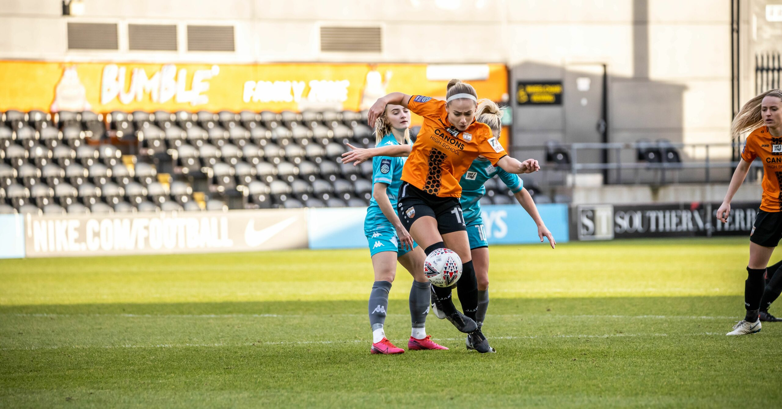 Match Pack: Bees 0-0 Lionesses
